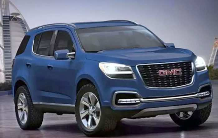65 Great Gmc Envoy 2020 Speed Test by Gmc Envoy 2020