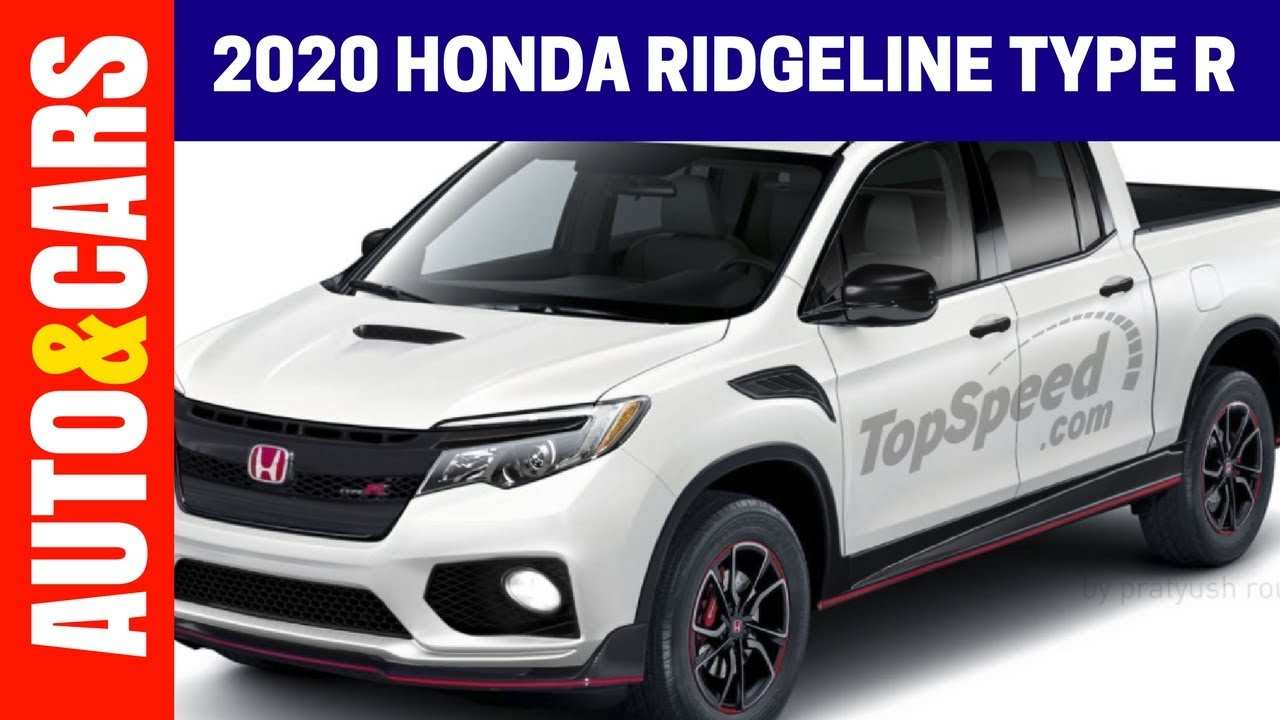 65 Great Honda Ridgeline News 2020 New Concept with Honda Ridgeline News 2020