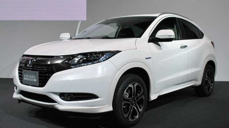 65 Great Honda Vezel Hybrid 2020 Spesification for Honda Vezel Hybrid 2020