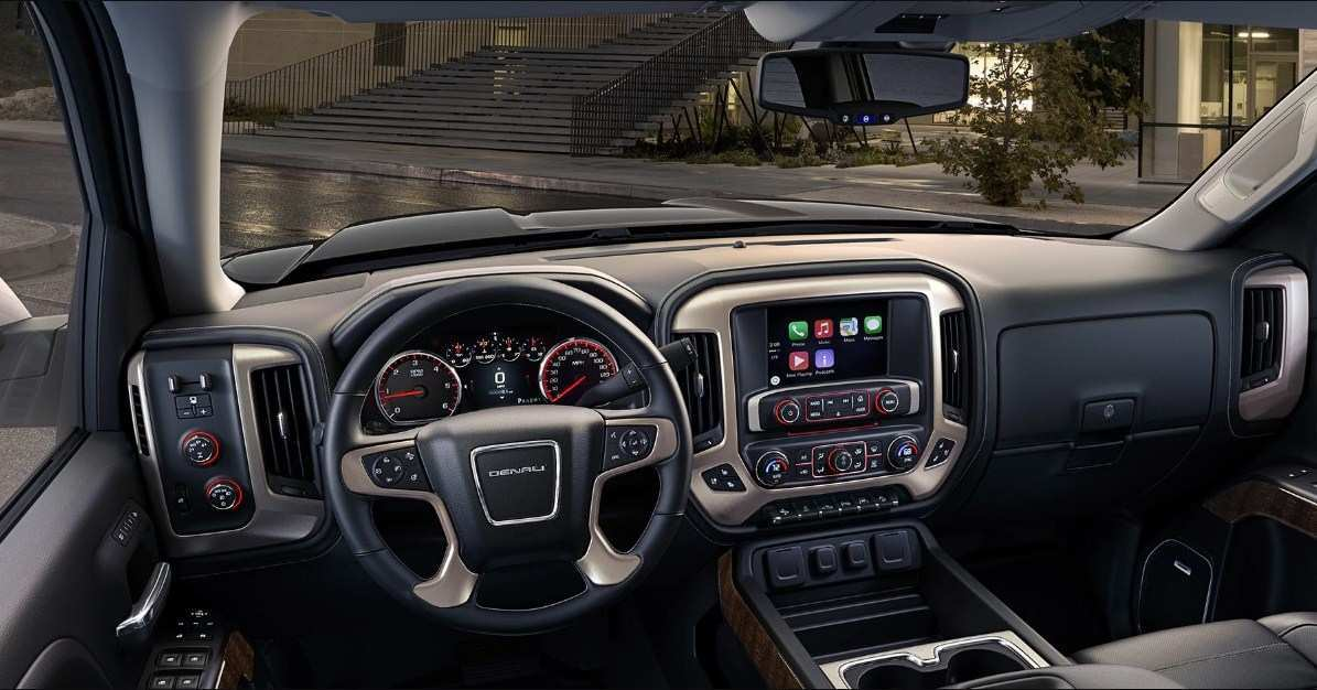 65 New 2020 Gmc Sierra Hd Interior Redesign with 2020 Gmc Sierra Hd Interior