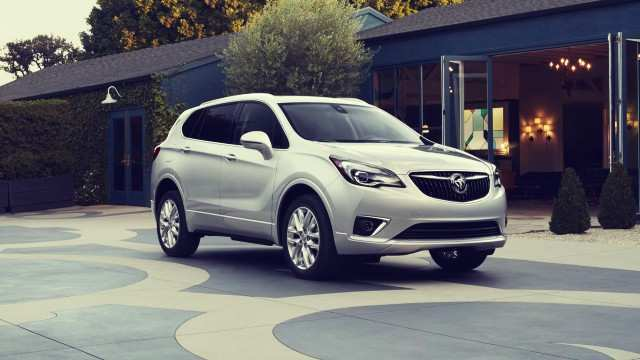 65 The 2020 Buick Envision Changes Reviews by 2020 Buick Envision Changes