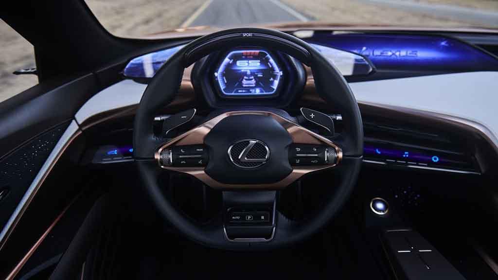 65 The Lexus Lf 1 Limitless 2020 Model for Lexus Lf 1 Limitless 2020