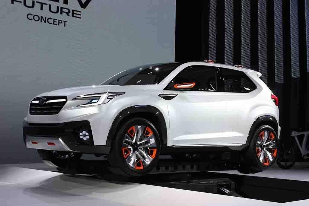 65 The Subaru Suv 2020 Pictures with Subaru Suv 2020