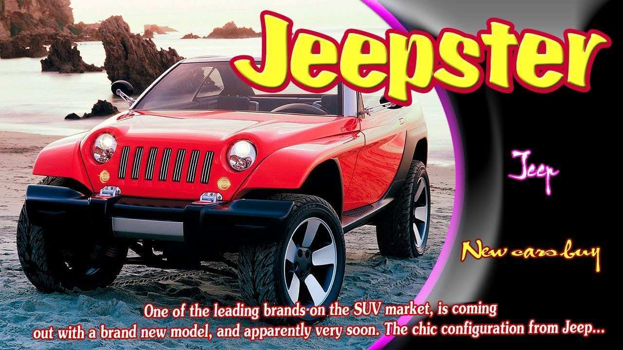 66 All New Jeep Jeepster 2020 Spesification with Jeep Jeepster 2020
