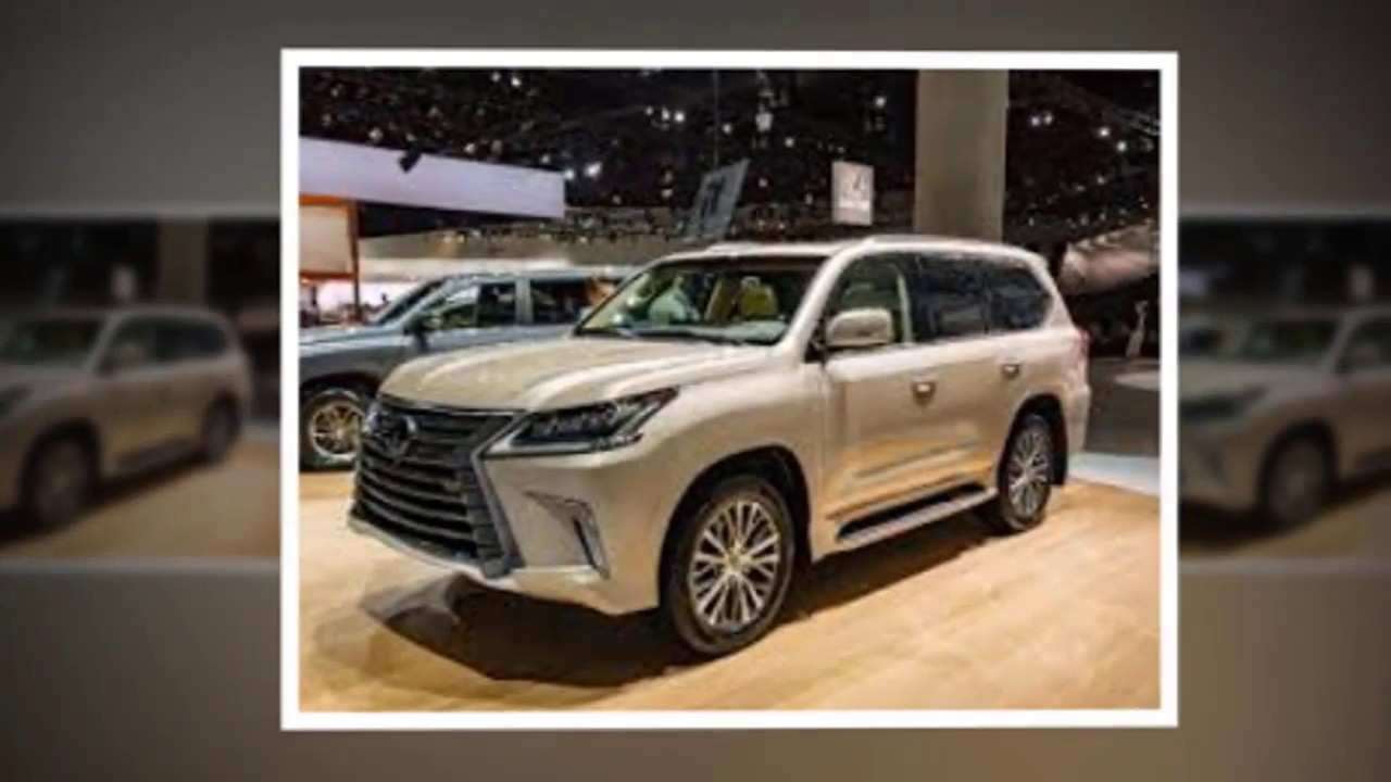 66 All New Lexus Lx 570 Black Edition 2020 Pictures with Lexus Lx 570 Black Edition 2020