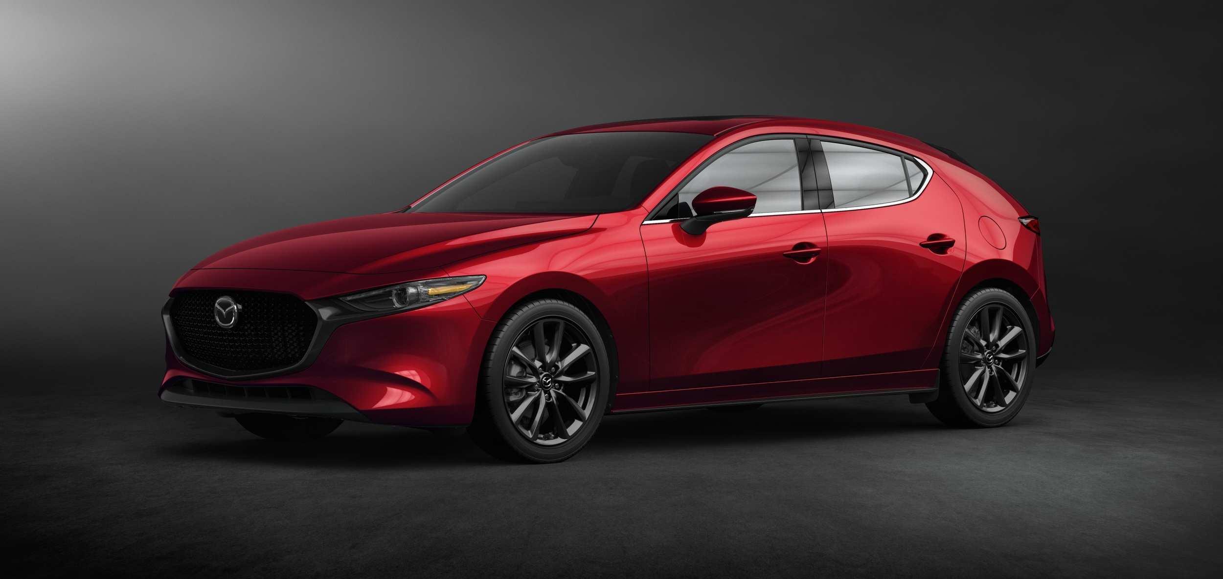 66 All New Mazda 3 2020 Cuando Llega A Mexico Exterior with Mazda 3 2020 Cuando Llega A Mexico