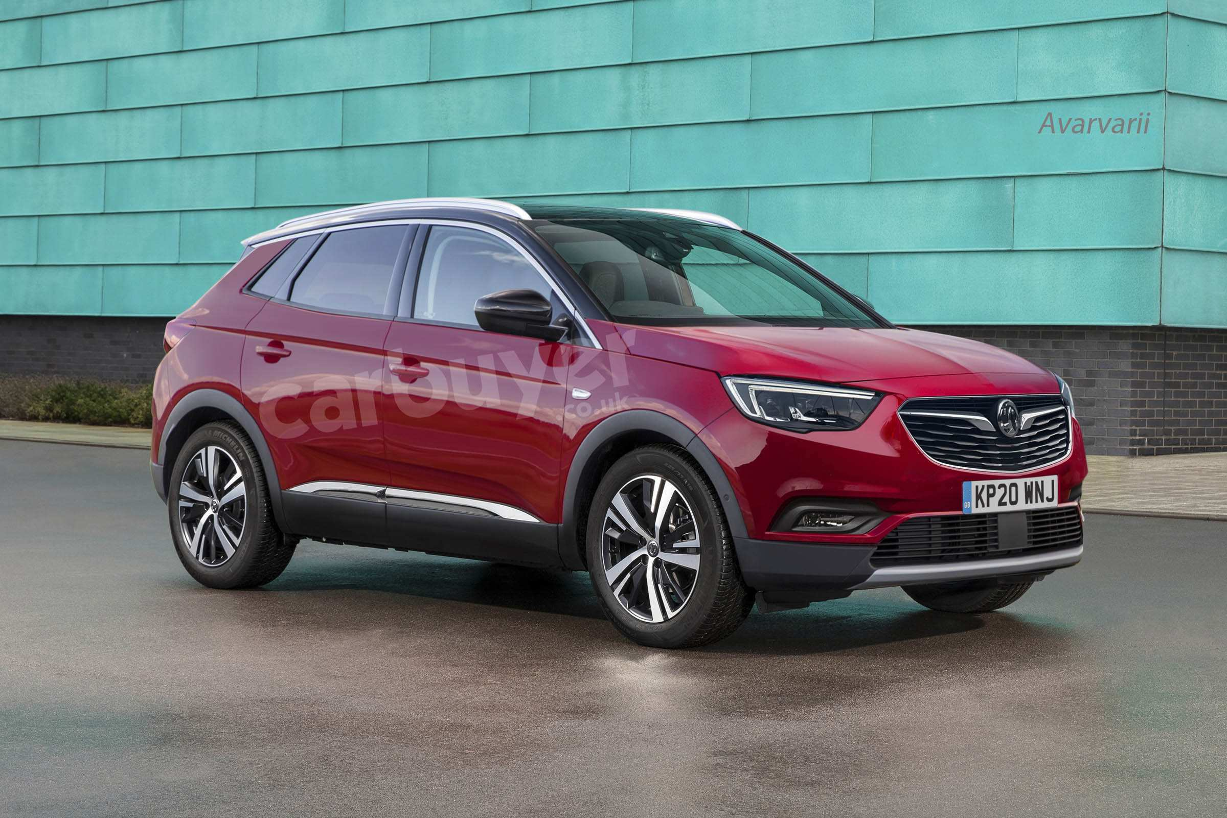 66 All New Nuova Opel Mokka X 2020 New Review by Nuova Opel Mokka X 2020