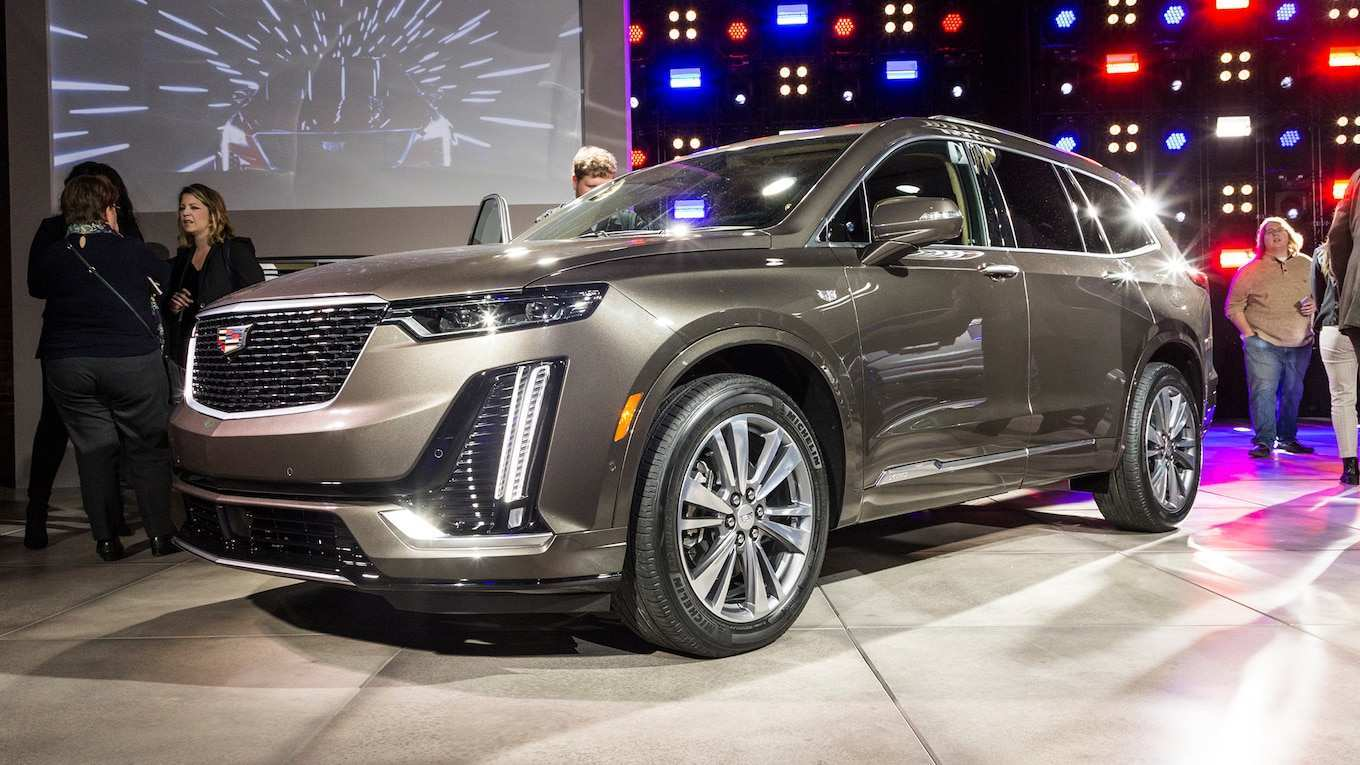 66 Best Review 2020 Cadillac Xt6 Length Prices by 2020 Cadillac Xt6 Length