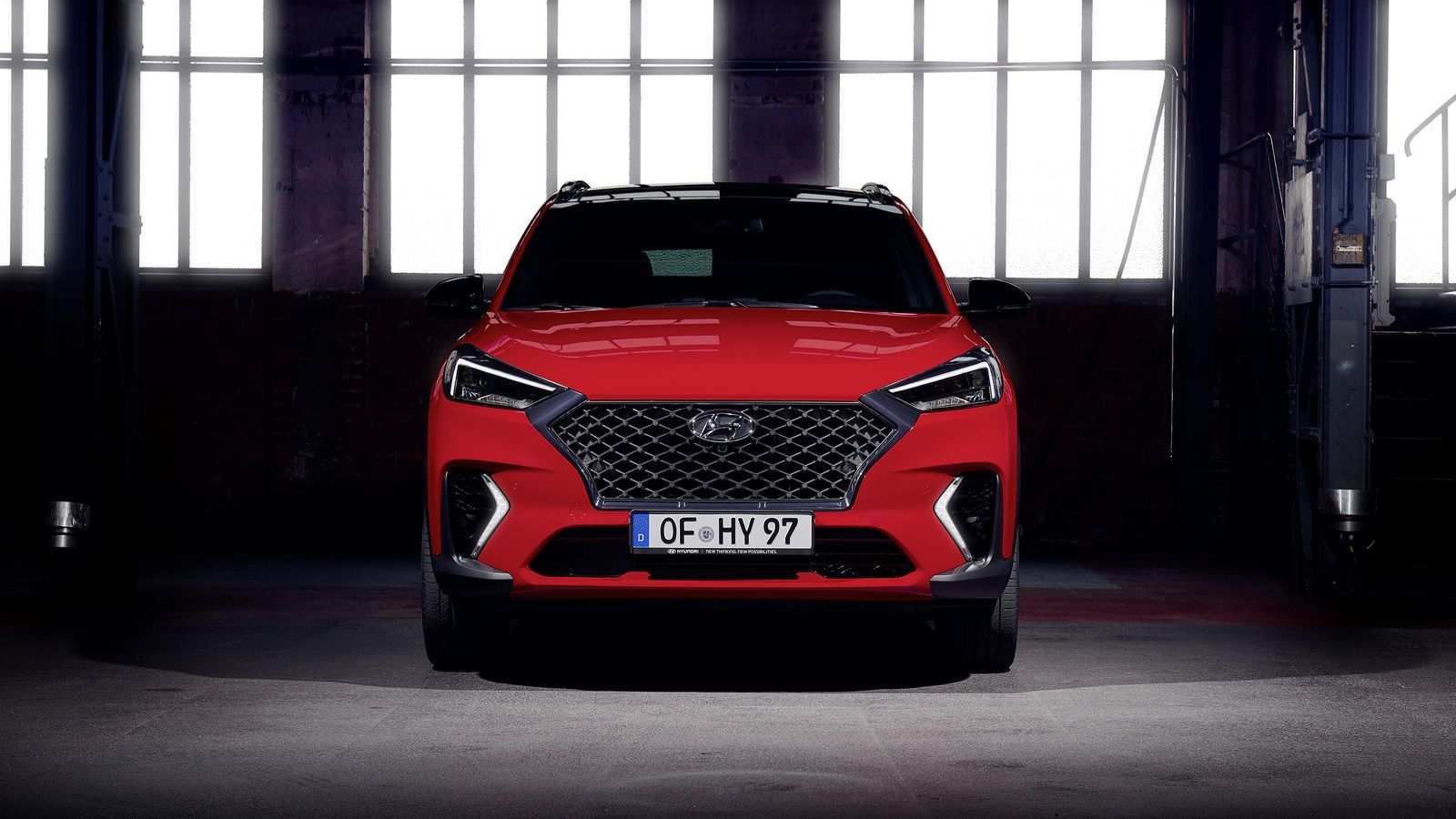 66 Best Review Hyundai Tucson N 2020 Spy Shoot by Hyundai Tucson N 2020