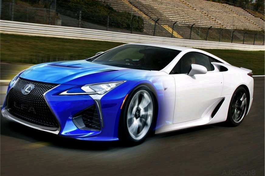 66 Best Review Lexus Supercar 2020 Release with Lexus Supercar 2020