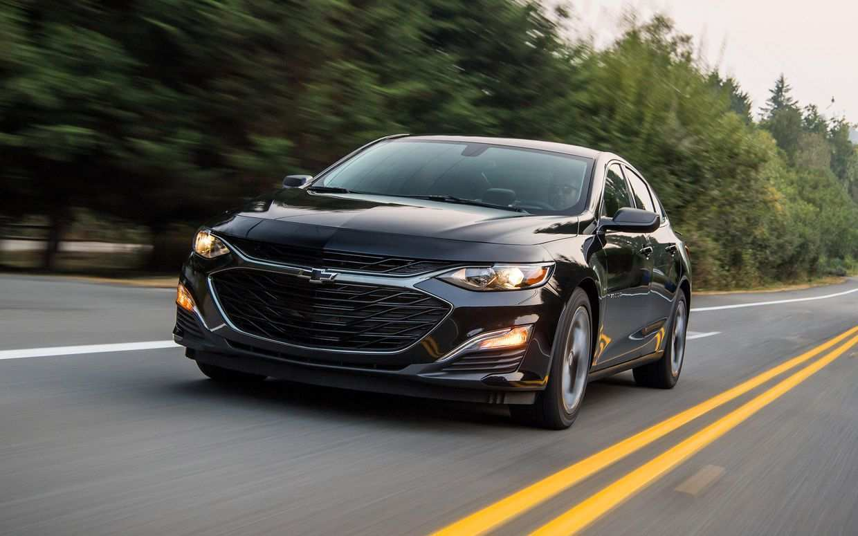 66 Concept of Chevrolet Malibu 2020 Specs and Review with Chevrolet Malibu 2020