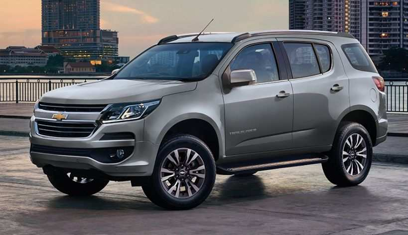 66 Gallery of Chevrolet Suv 2020 Reviews with Chevrolet Suv 2020