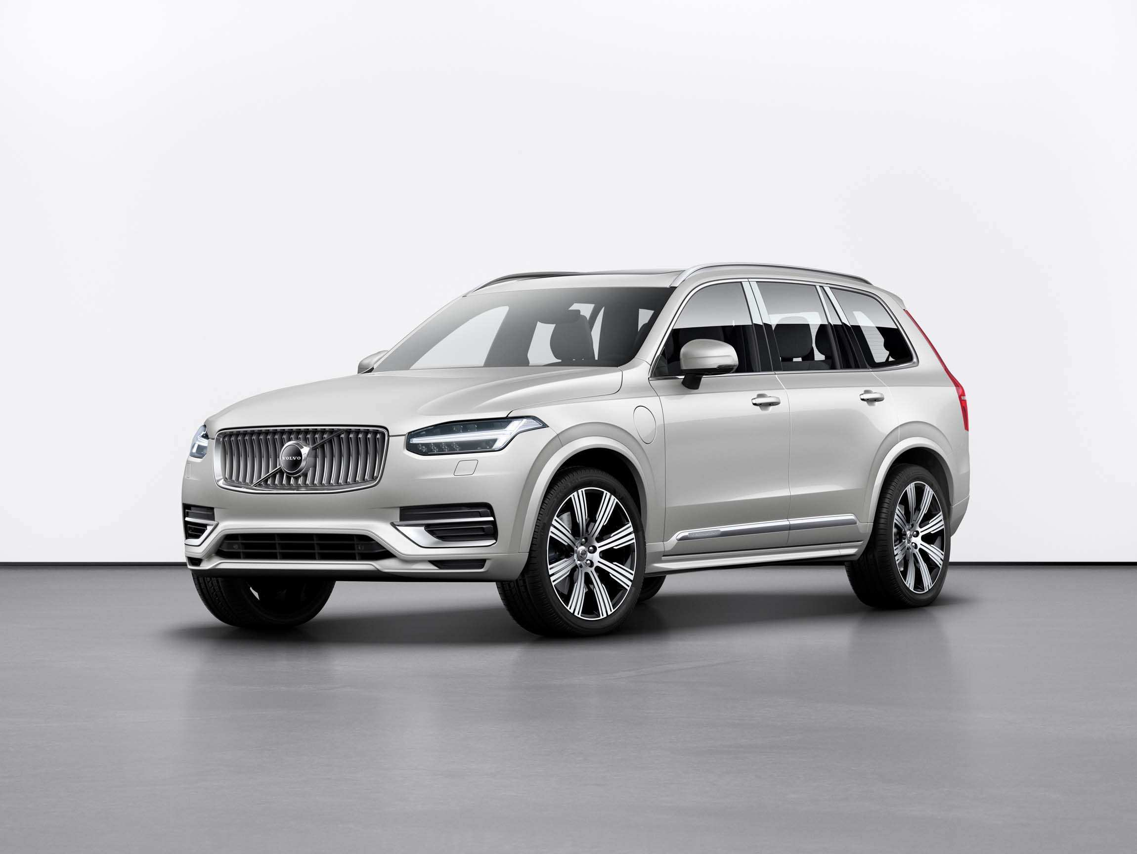 66 Gallery of Volvo Xc40 2020 Update Exterior and Interior with Volvo Xc40 2020 Update