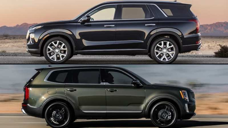 66 Great 2020 Kia Telluride Vs Honda Pilot History for 2020 Kia Telluride Vs Honda Pilot