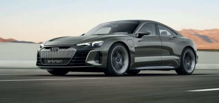 66 Great Audi G Tron 2020 Images for Audi G Tron 2020