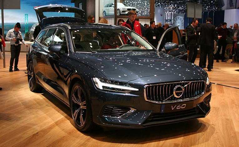 66 Great Volvo V60 Laddhybrid 2020 Overview for Volvo V60 Laddhybrid 2020