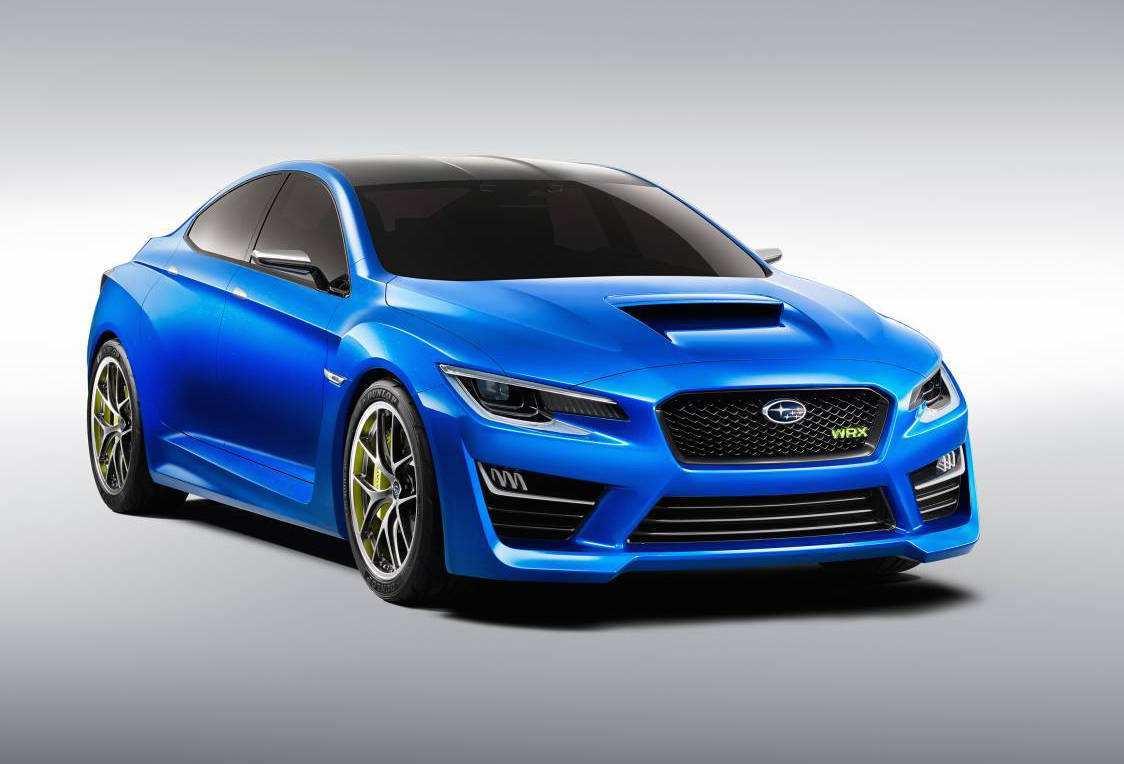 66 New Subaru Sti 2020 Concept Reviews by Subaru Sti 2020 Concept