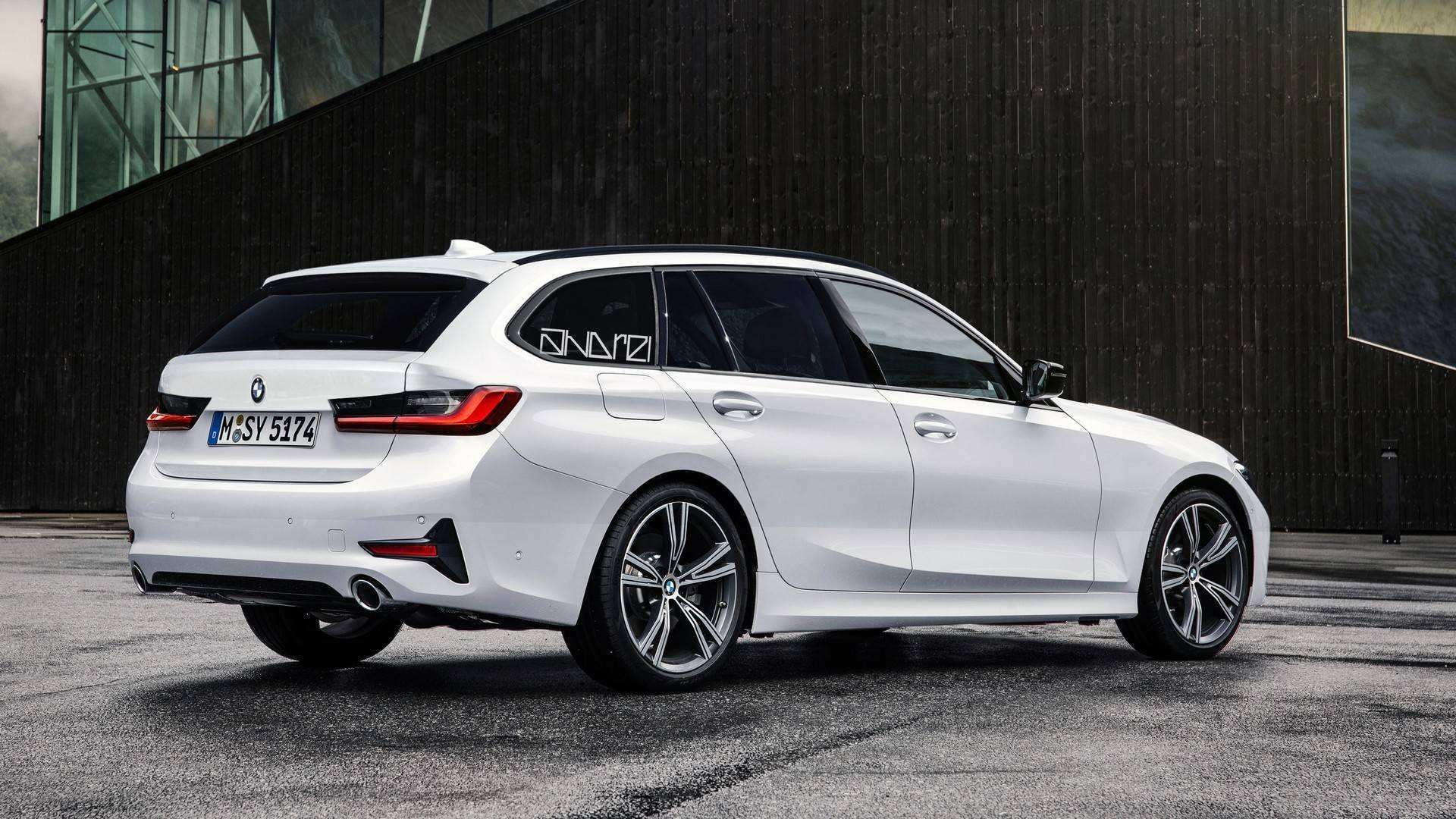 66 The BMW 3 Series Touring 2020 Overview for BMW 3 Series Touring 2020