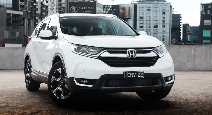 66 The Honda Crv 2020 Redesign Concept for Honda Crv 2020 Redesign