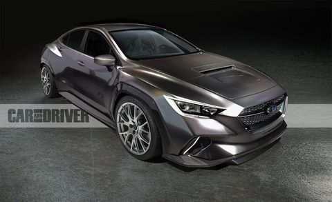 66 The Subaru Impreza Sti 2020 Performance and New Engine for Subaru Impreza Sti 2020