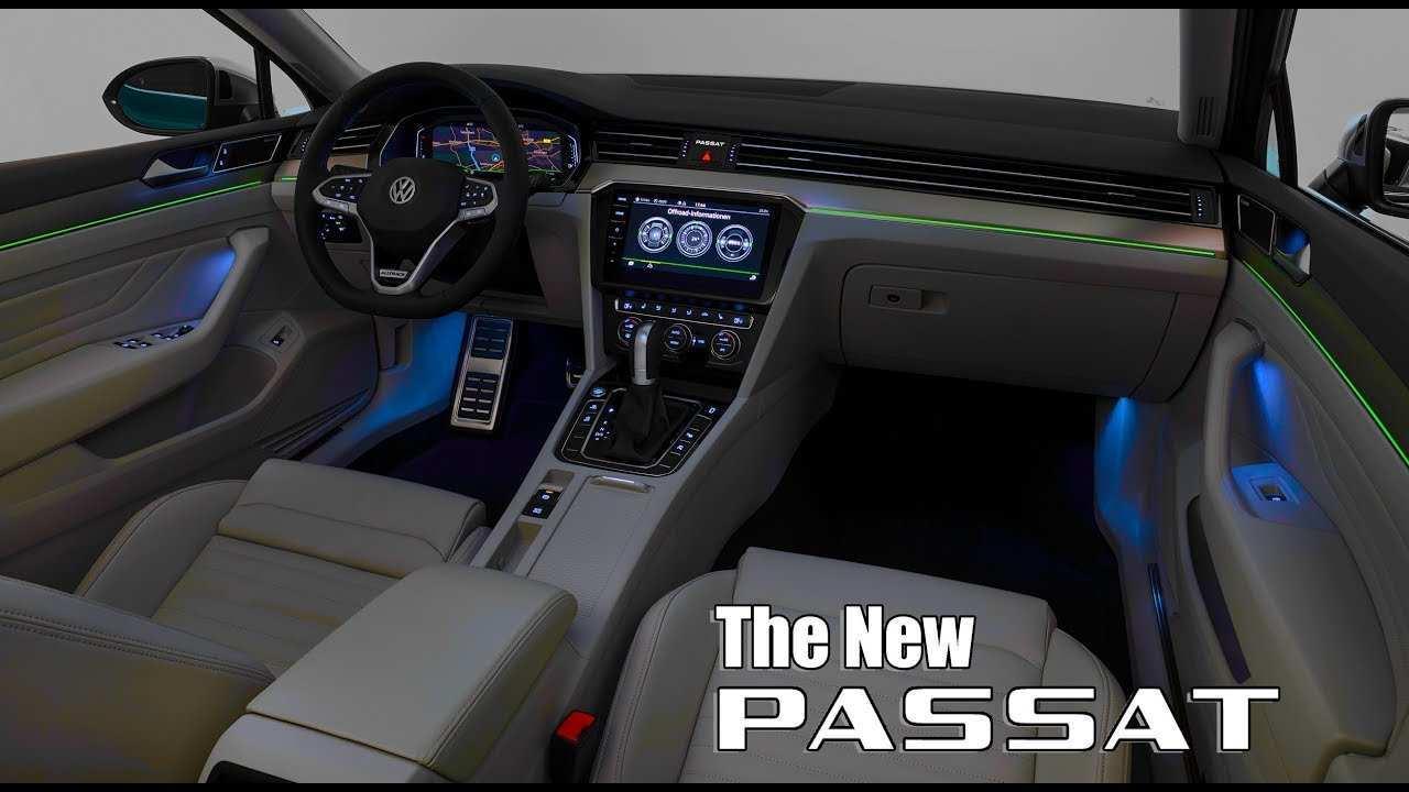 66 The Volkswagen Passat 2020 Interior Pictures for Volkswagen Passat 2020 Interior
