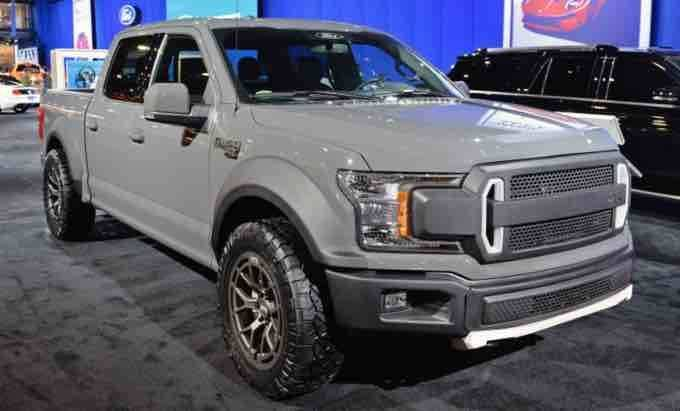 67 All New 2020 Ford F150 Concept Exterior by 2020 Ford F150 Concept
