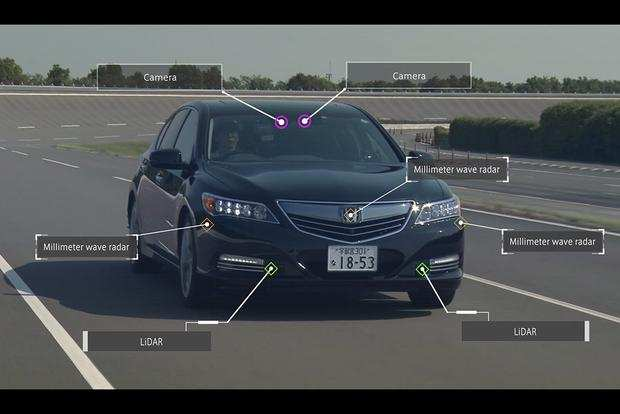67 All New Honda Self Driving Car 2020 Review for Honda Self Driving Car 2020