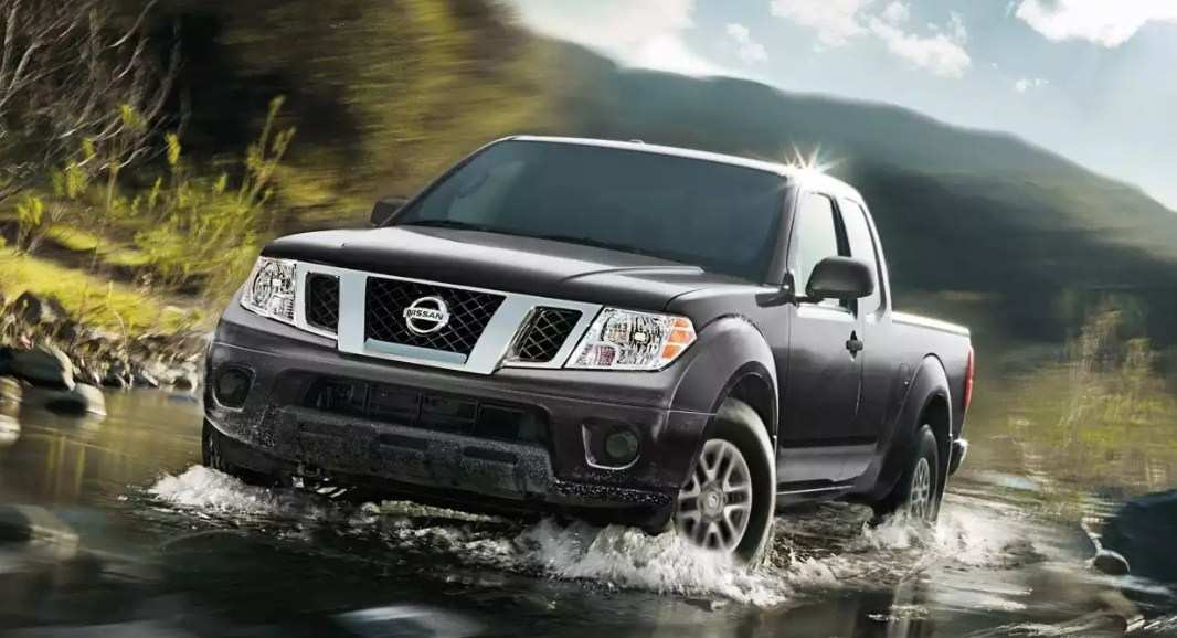 67 All New Nissan Frontier 2020 Interior Pricing with Nissan Frontier 2020 Interior