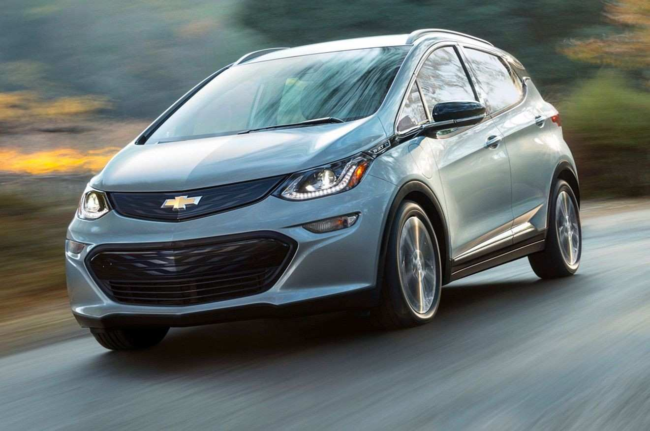 67 Best Review 2020 Chevrolet Bolt Ev Exterior for 2020 Chevrolet Bolt Ev