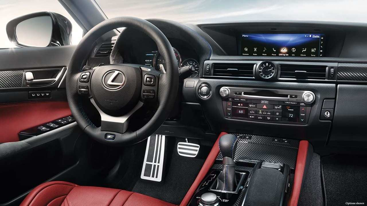 67 Best Review Lexus Gs 350 F Sport 2020 Research New for Lexus Gs 350 F Sport 2020