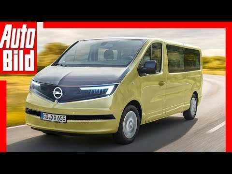 67 Best Review Neuer Opel Vivaro 2020 Pictures for Neuer Opel Vivaro 2020