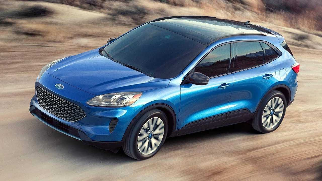 67 Concept of Ford Kuga 2020 New Concept with Ford Kuga 2020