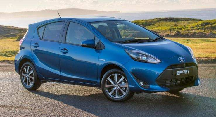 67 Concept of Toyota Prius C 2020 Redesign and Concept with Toyota Prius C 2020