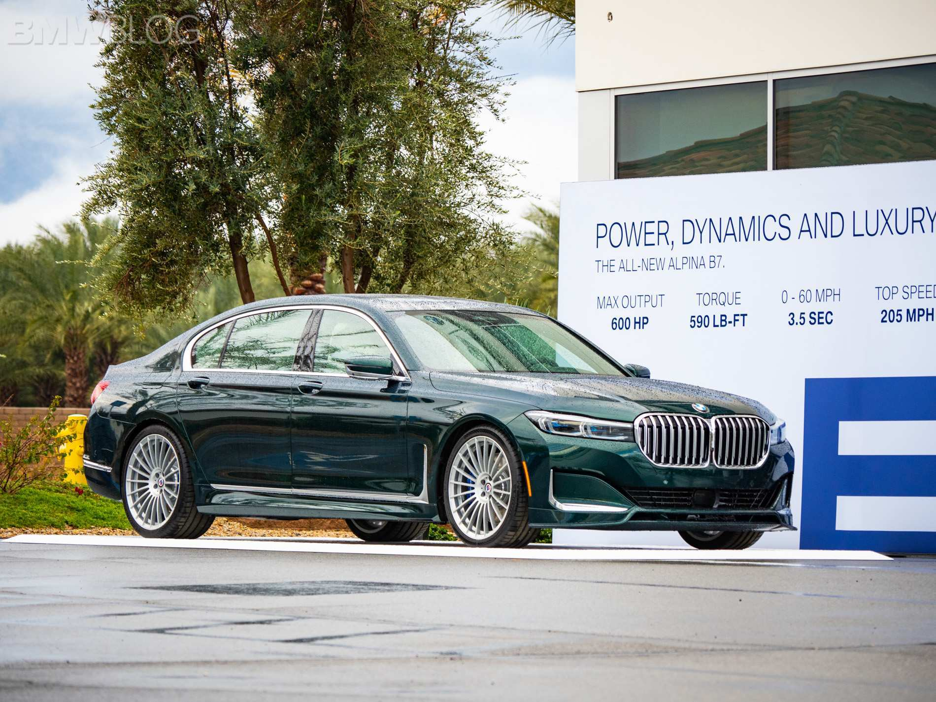 67 Gallery of BMW Alpina B8 2020 Redesign with BMW Alpina B8 2020