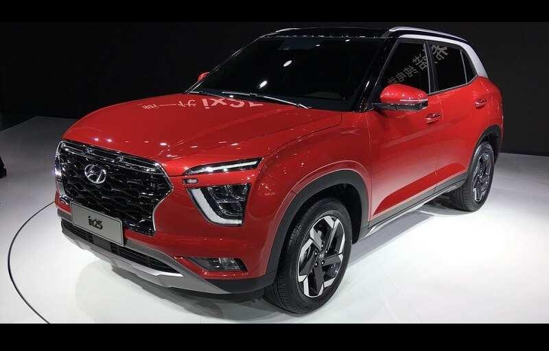 67 Great Hyundai Upcoming Suv 2020 Redesign and Concept by Hyundai Upcoming Suv 2020