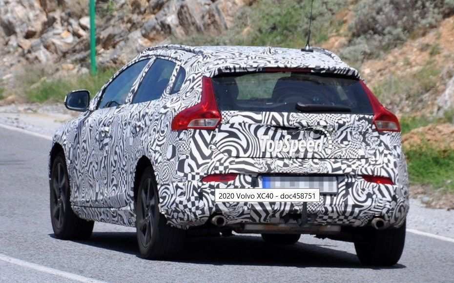67 Great Volvo Xc40 2020 Update Images with Volvo Xc40 2020 Update