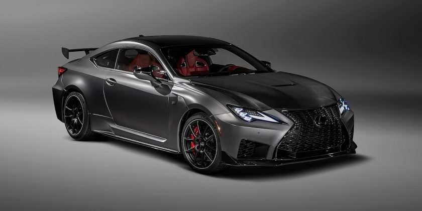 67 The 2020 Lexus Rc F Track Edition Specs Review by 2020 Lexus Rc F Track Edition Specs