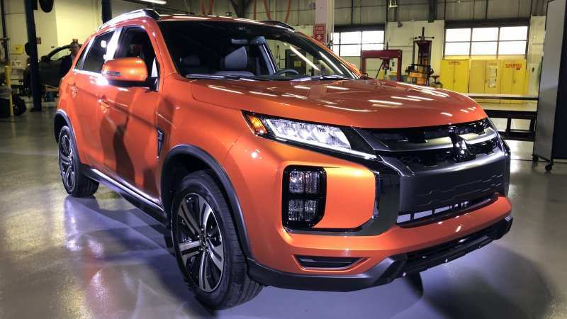 67 The Mitsubishi Asx 2020 Specs Rumors by Mitsubishi Asx 2020 Specs