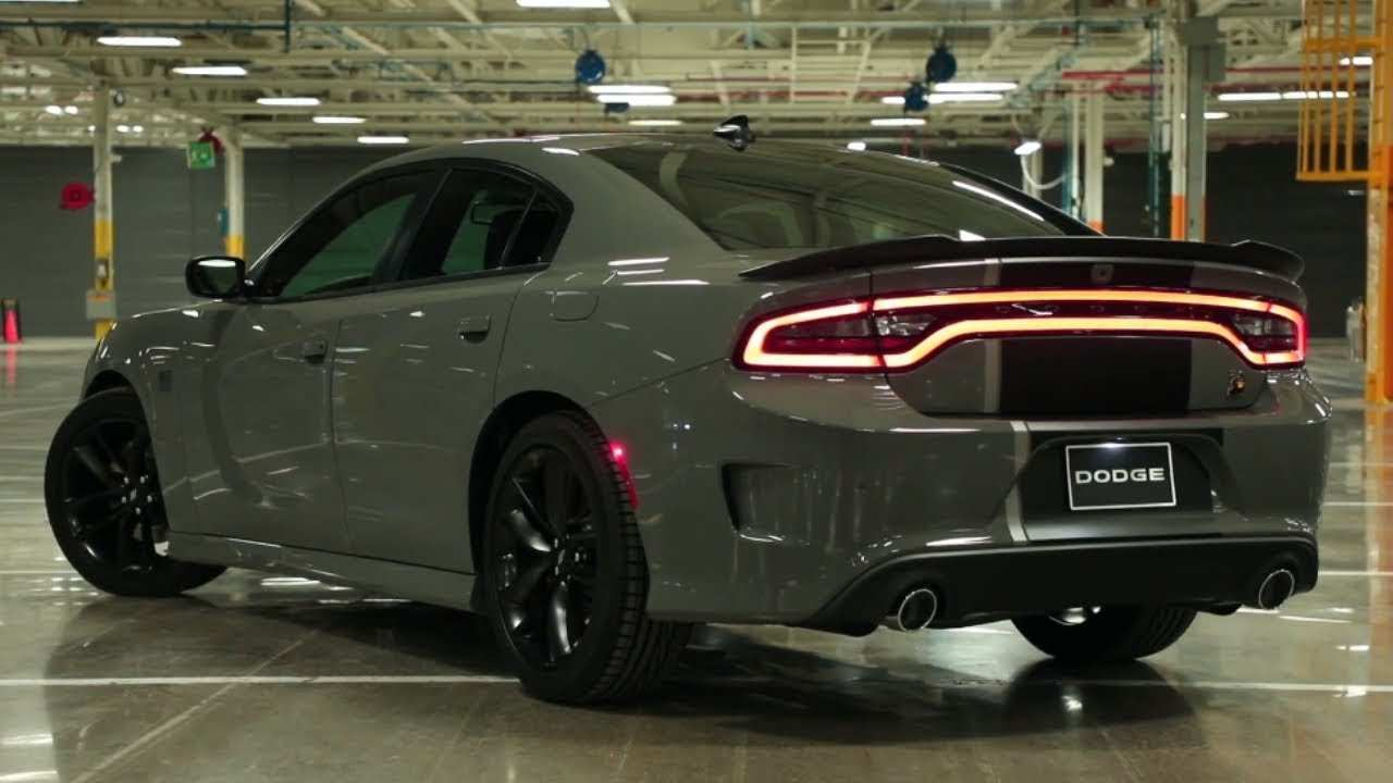 68 All New When Is The 2020 Dodge Charger Coming Out Engine with When Is The 2020 Dodge Charger Coming Out