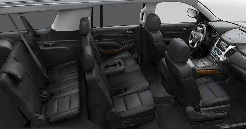 68 Best Review 2020 Chevrolet Suburban Interior New Review by 2020 Chevrolet Suburban Interior