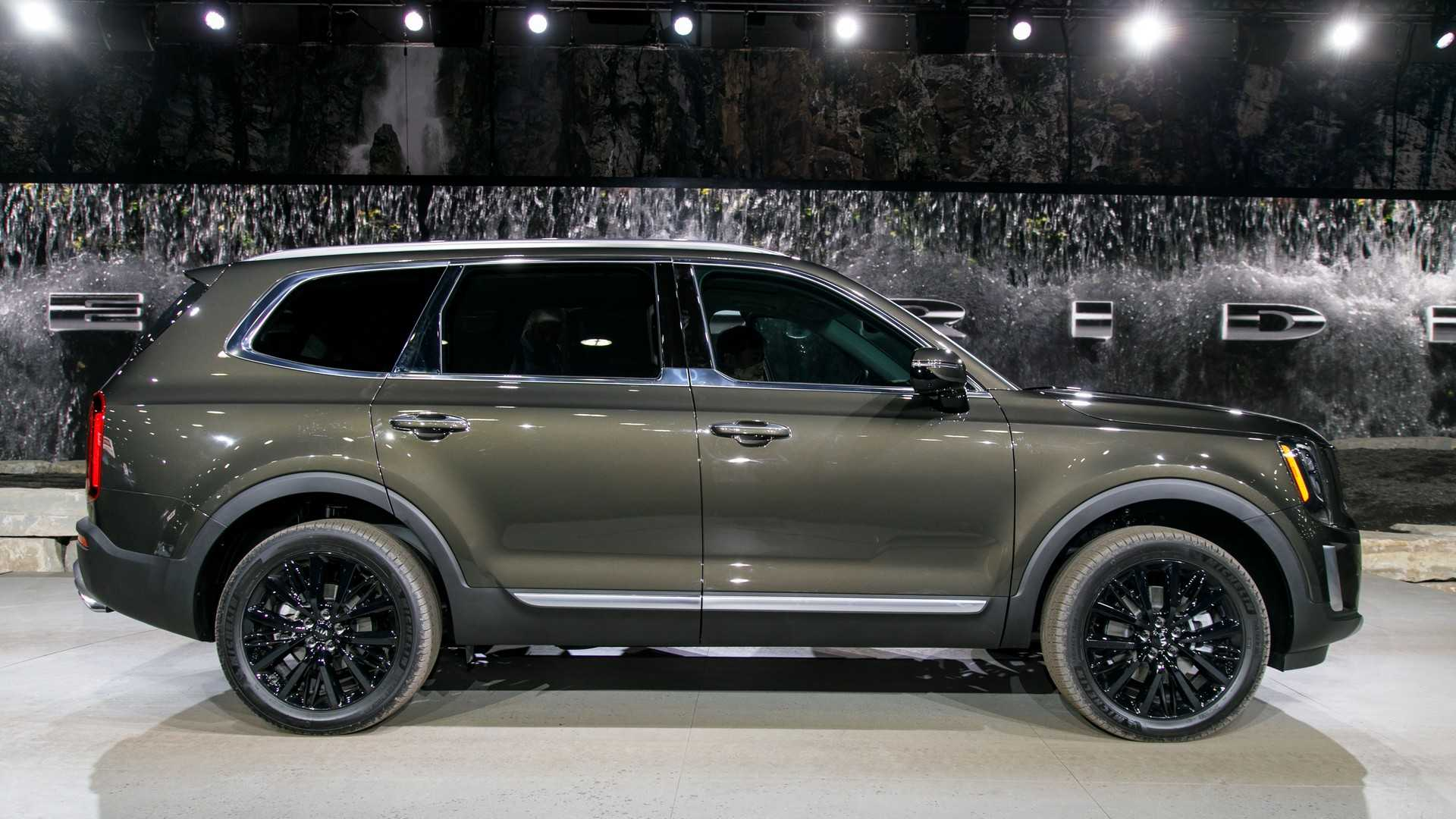 68 Best Review 2020 Kia Telluride Dimensions Pictures by 2020 Kia Telluride Dimensions