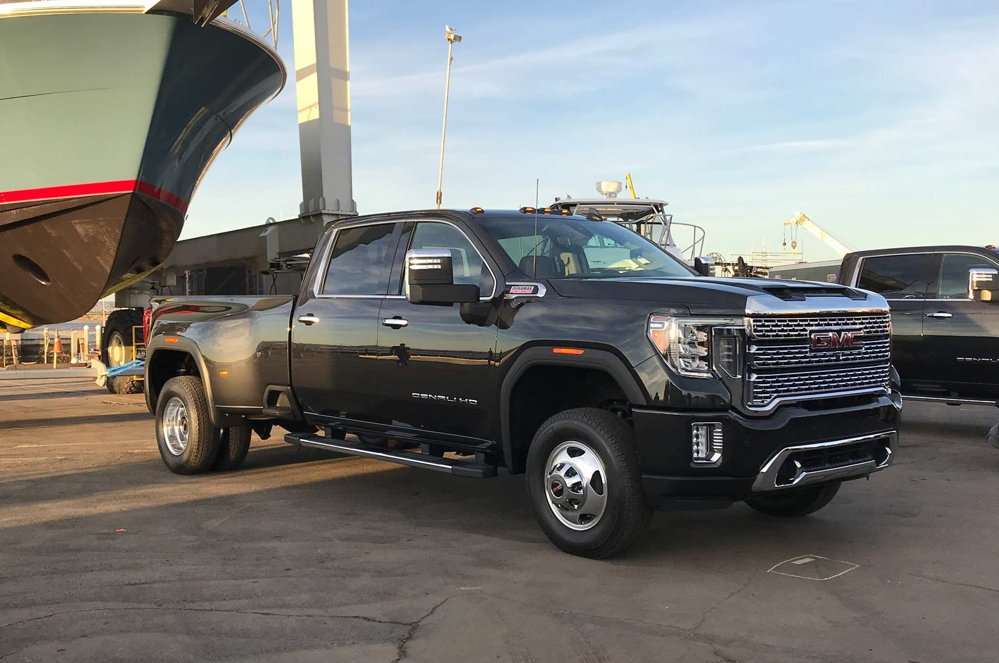 68 Best Review Gmc Dually 2020 Engine by Gmc Dually 2020
