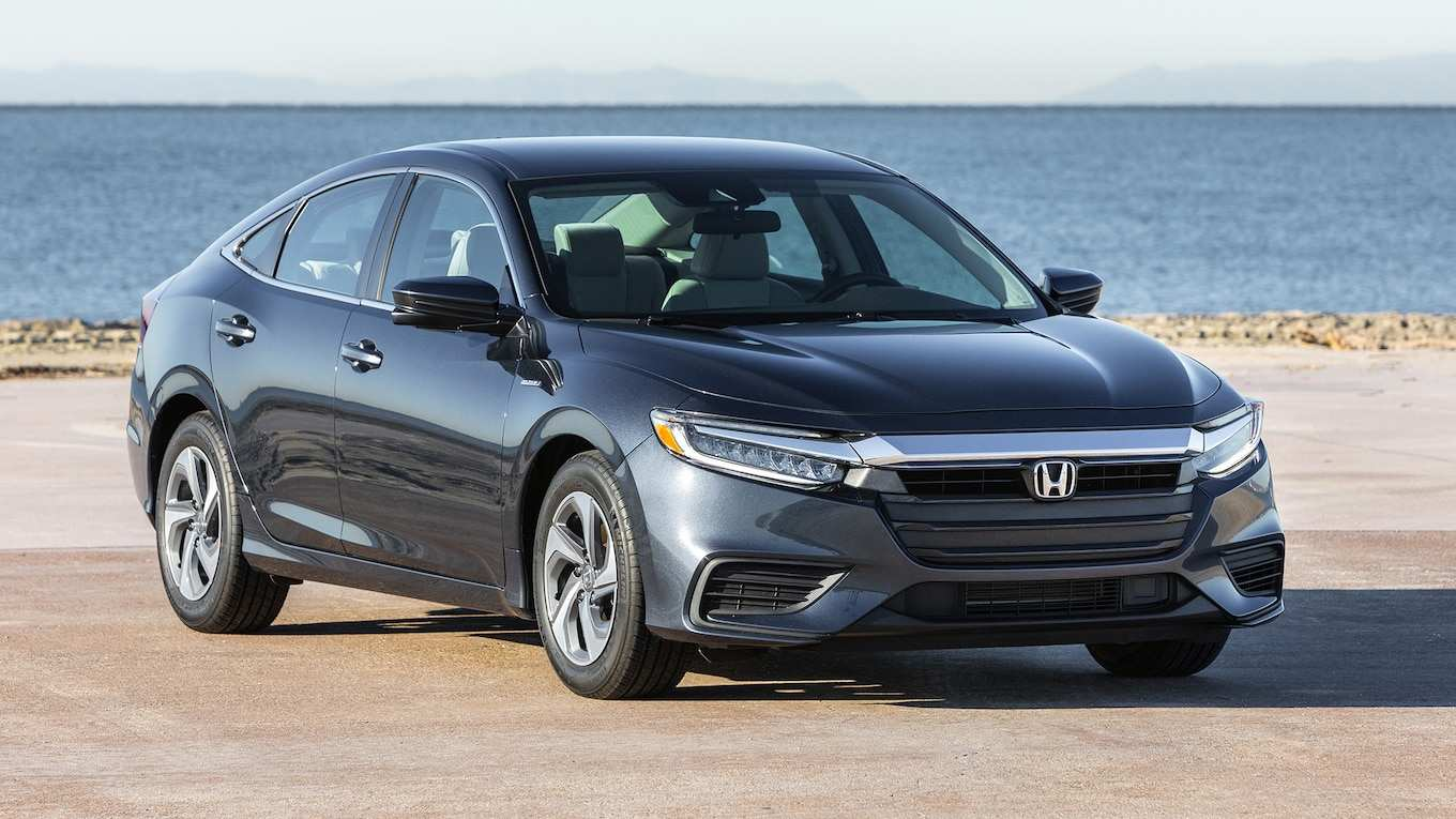 68 Best Review Honda Insight Hatchback 2020 Performance with Honda Insight Hatchback 2020