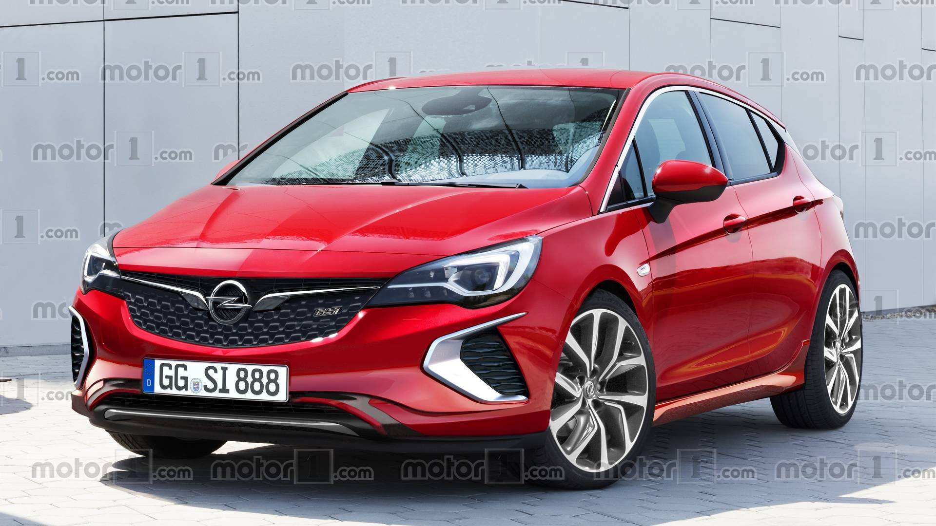 68 Best Review Opel Gsi 2020 Exterior with Opel Gsi 2020