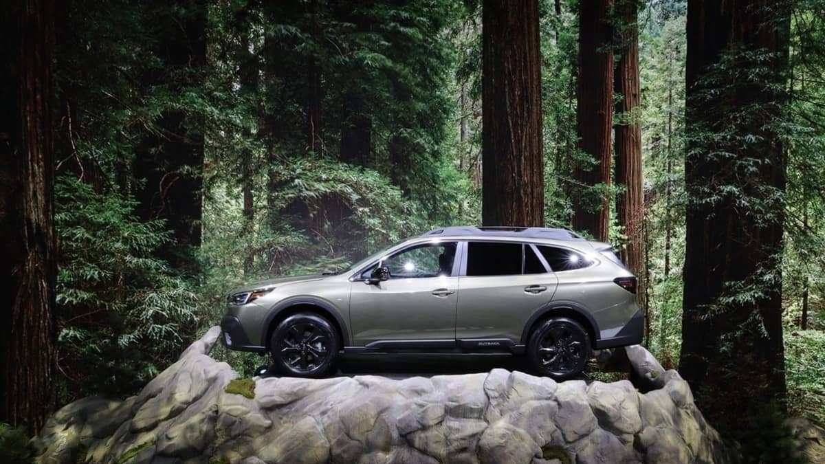 68 Best Review Subaru Outback 2020 Japan Redesign with Subaru Outback 2020 Japan