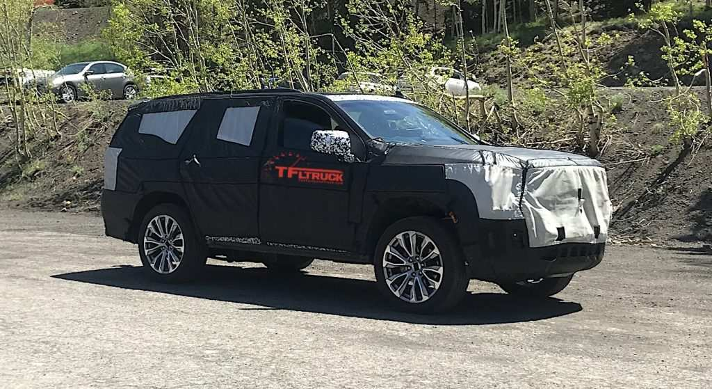 68 Best Review When Will 2020 Gmc Yukon Come Out Engine by When Will 2020 Gmc Yukon Come Out