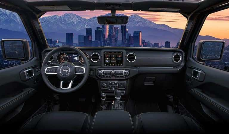 68 Concept of 2020 Jeep Gladiator Interior Spy Shoot with 2020 Jeep Gladiator Interior