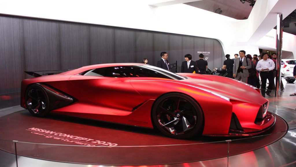 68 Concept of Nissan Gtr R36 Concept 2020 Rumors for Nissan Gtr R36 Concept 2020