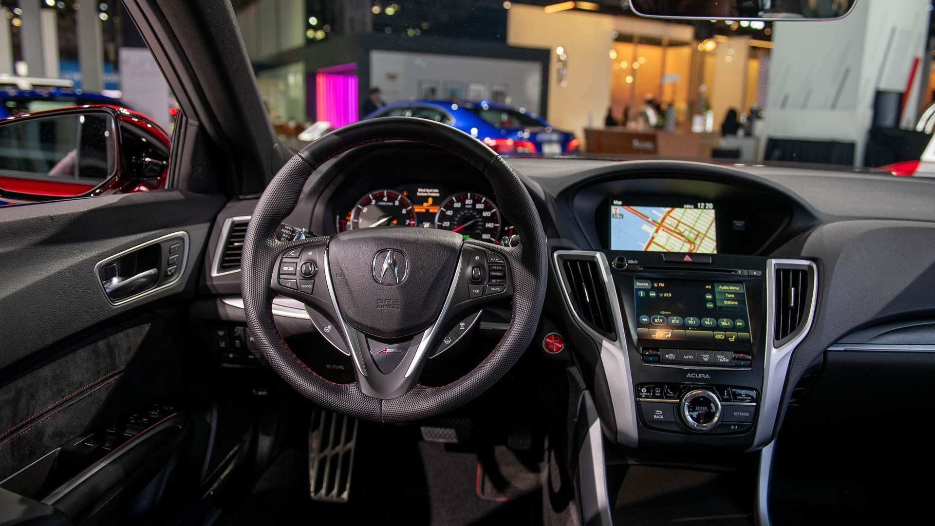 68 Gallery of Acura Tlx 2020 Interior Price with Acura Tlx 2020 Interior