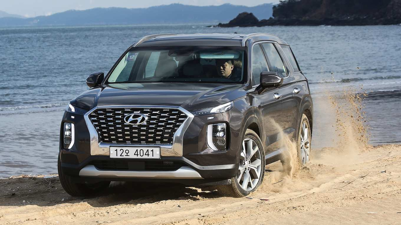 68 Great 2020 Hyundai Santa Fe Xl Exterior for 2020 Hyundai Santa Fe Xl